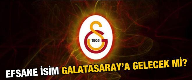 Galatasaray'da Zidane iddiası
