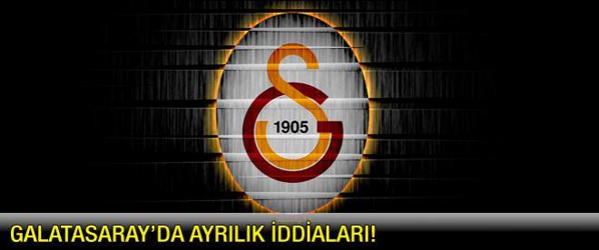 Galatasaray'dan ayrılıyor mu?
