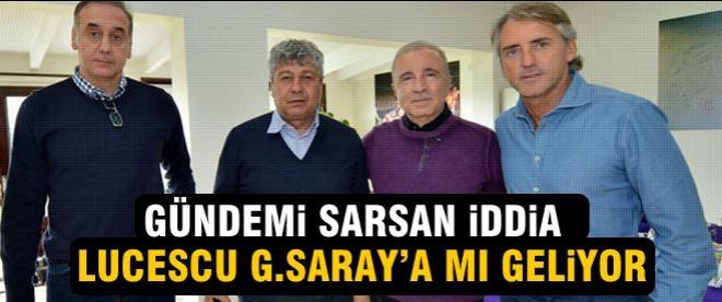 Galatasaray'dan Lucescu'ya teklif