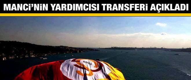 Galatasaray'ın yardımcı antrenörü transferi açıkladı