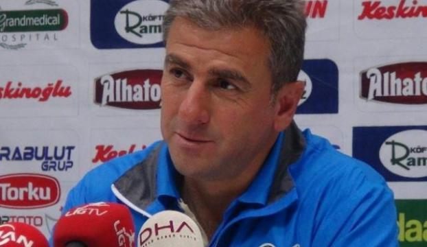 Galatasarayın yeni teknik patronu Hamza Hamzaoğlu