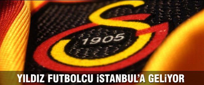 Galatasaray'ın yıldızı geliyor