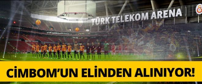 Galatasaray'ın stadı elinden gidiyor