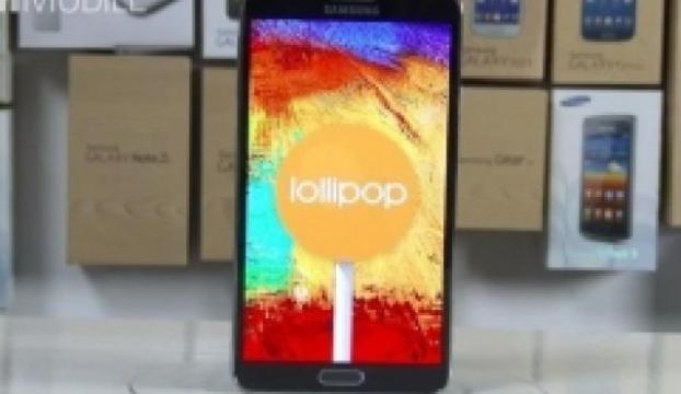 Galaxy Note 3 için Android 5.0 yanlışlıkla yayınlandı mı?
