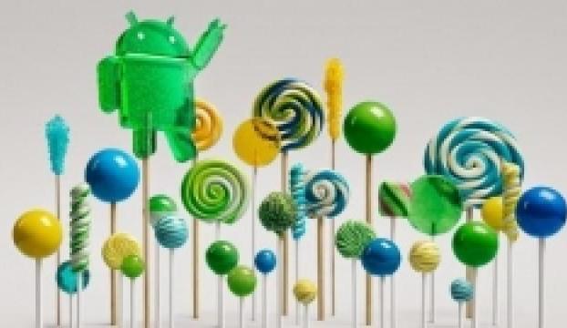 Galaxy S5 üzerinde Android 5.0 Lollipop böyle görünecek