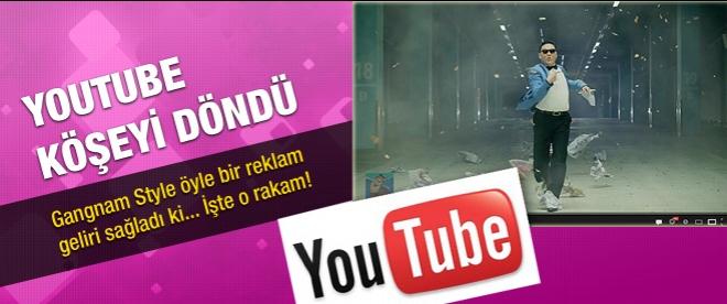 YouTube'u köşeyi döndü
