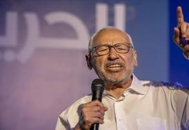 BAE kara propagandasının yeni hedefi Arap Baharının sembol ismi Gannuşi