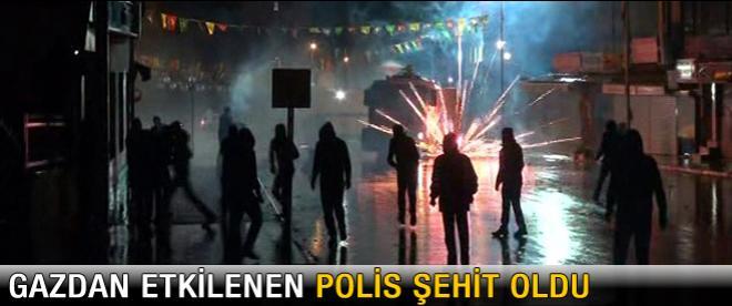 Tunceli'de polis şehit oldu!