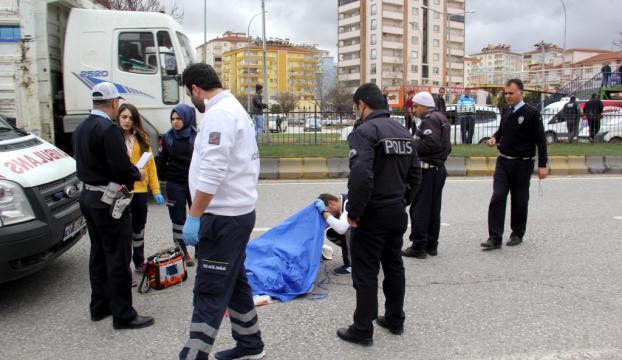 Gaziantepte otomobilin çarptığı çocuk öldü