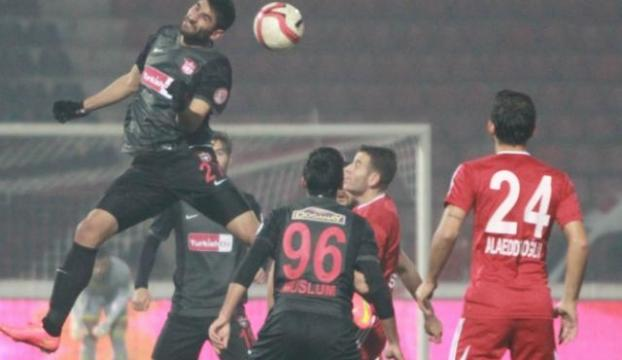 Gaziantepspor Tuzlaspor ile yenişemedi