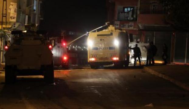Gaziantepte Kobani gerginligi: 4 gözaltı