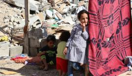 Gazze'de salgın ve bulaşıcı hastalık uyarısı