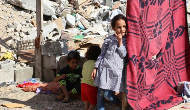 Gazzede salgın ve bulaşıcı hastalık uyarısı