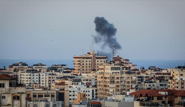 Ateşkese rağmen İsrail Gazzeyi vurmaya devam etti