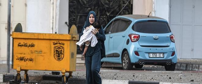 İsrailin Gazzeye düzenlediği saldırılarda şehit sayısı 48e yükseldi