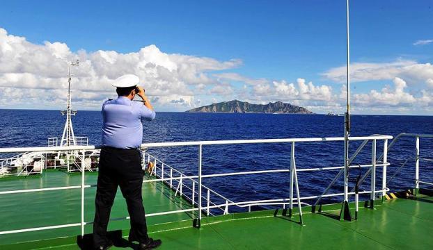 """Çinden ABDye Güney Çin Denizinde """"provokasyon"""" suçlaması"""