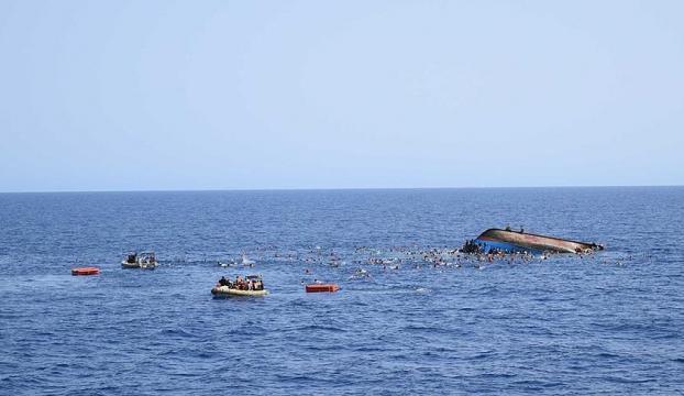 Akdenizde gemi faciası: 239 ölü