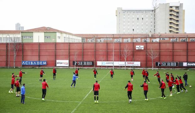 Gençlerbirliğinde Beşiktaş maçı hazırlıkları