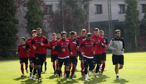 Gençlerbirliği, Malatyaspor maçının hazırlıklarına başladı