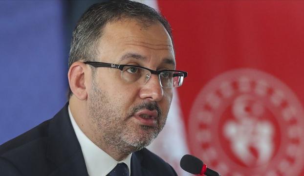 Gençlik ve Spor Bakanlığından 35 milyon lira proje desteği