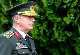 """Genelkurmay Başkanı Akar'dan """"kritik"""" ziyaret"""