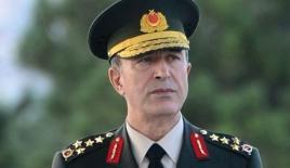 """Genelkurmay Başkanı Orgeneral Akar'dan """"kritik"""" görüşme"""
