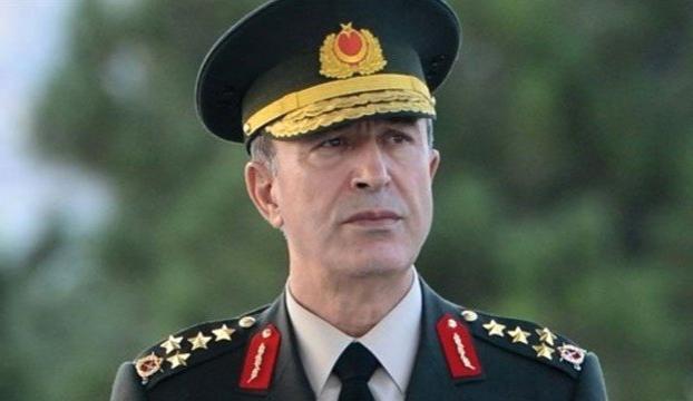 """Genelkurmay Başkanı Orgeneral Akardan """"kritik"""" görüşme"""