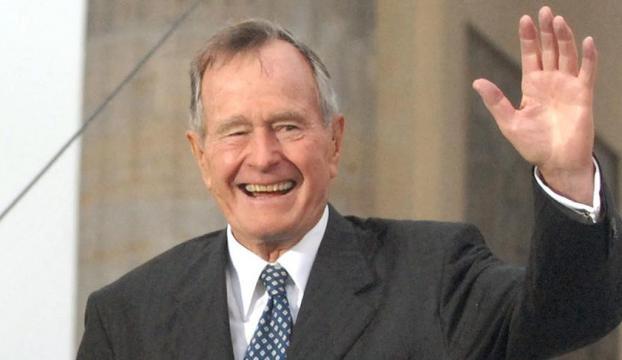 Iraka ilk operasyonu o yapmıştı... Bush hastaneye kaldırıldı