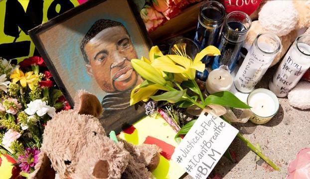 """Özel otopsi raporuna göre Floyd, """"olay yerinde nefessizlikten"""" öldü"""