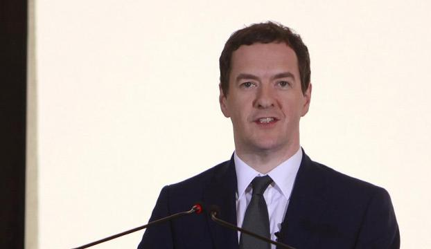 """""""Kemer sıkan"""" Osborne yılda 2,9 milyon lira kazanacak"""