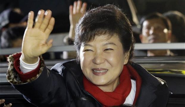 Güney Kore lideri Myanmara gitti