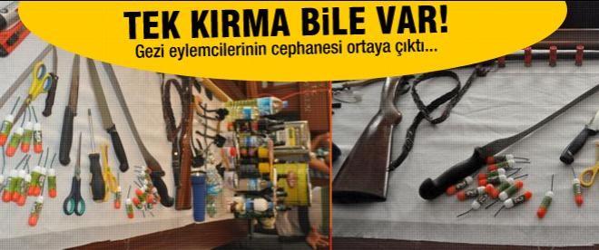 Hatay'da Gezi operasyonlarında 32 kişi gözaltına alındı