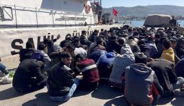 Genelkurmay açıkladı! Yasa dışı sınır geçişleri...