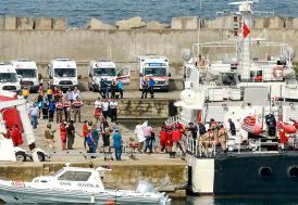 Kocaeli'de göçmenleri taşıyan tekne battı: 19 kişi öldü, 40 kişi kurtarıldı