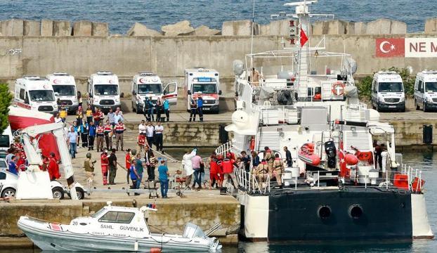 Kocaelide göçmenleri taşıyan tekne battı: 19 kişi öldü, 40 kişi kurtarıldı
