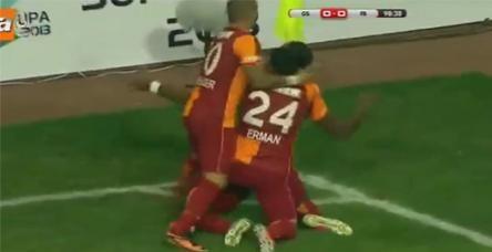Drogba'nın süper kupa golü