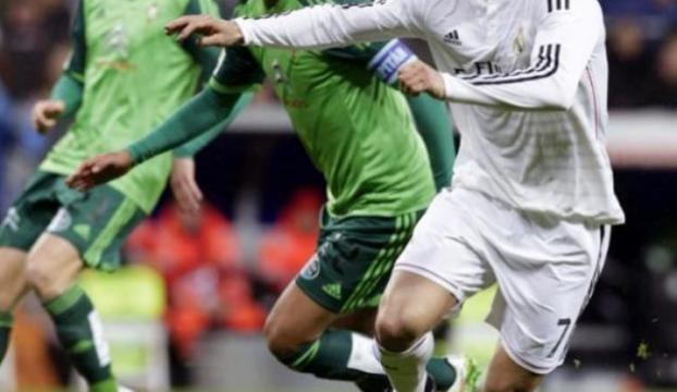 Gol makinesi Ronaldo