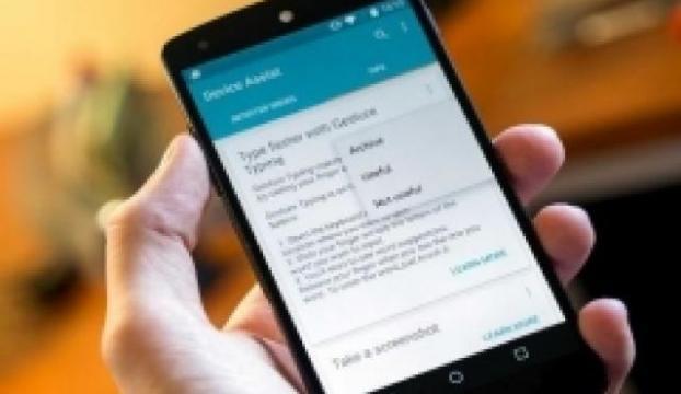 Google, Android Lollipop cihaz yardımı uygulamasını kullanıma sundu!