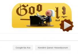 Google'dan Bach kutlaması