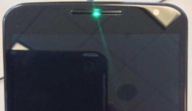 Nexus 6da bulunan gizli LED