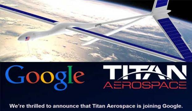 Google, Titan projesine son verdi