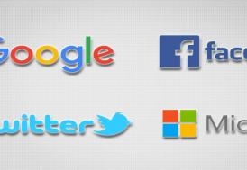 Google, Facebook, Twitter ve Microsoft teröre karşı birleşti