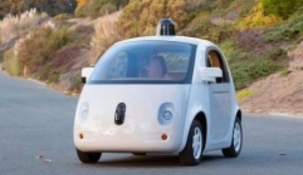 Googleın sürücüsüz giden aracı yol testi için hazır