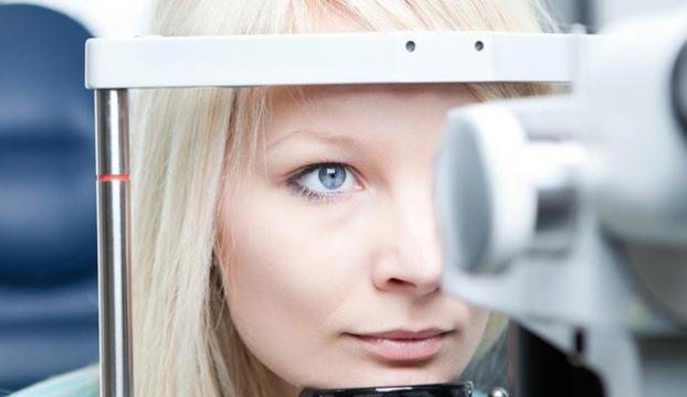 Göz tansiyonunda, görme kaybı riski