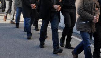Nevşehir'de 5 eski polis FETÖ'den tutuklandı