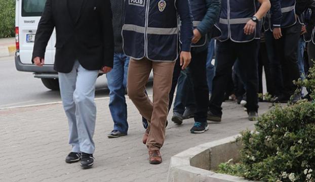 FETÖ soruşturmasında 102 kişi hakkında gözaltı kararı