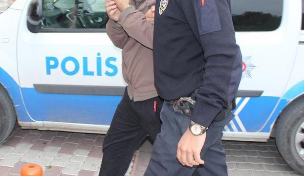 Yeğenini uyuşturucu kuryesi olarak kullanan kişi yakalandı