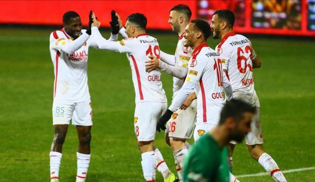 Galatasarayda Göztepe maçı hazırlıkları