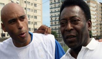 Brezilya'da Pele'nin oğluna tutuklama talebi