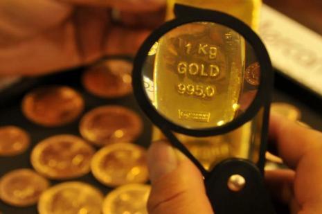 Gram altın 230 lira seviyelerinde